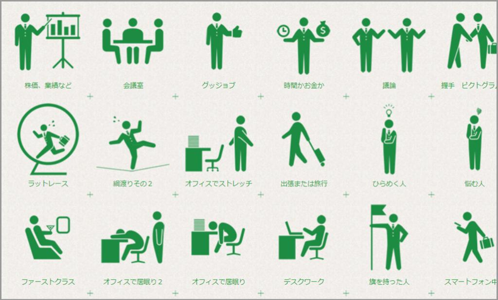 Human pictogram 2.0