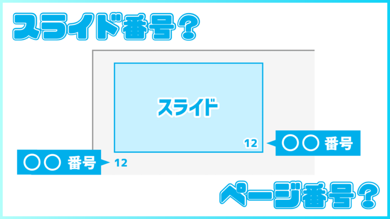 番号 powerpoint ページ パワーポイントのページ番号(スライド番号)を印刷する簡単手順を紹介!